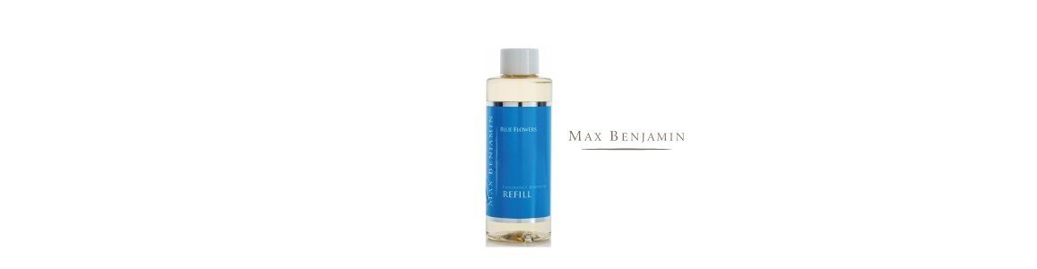 blue flowers recarga do difusor fragrancia 150ml en
