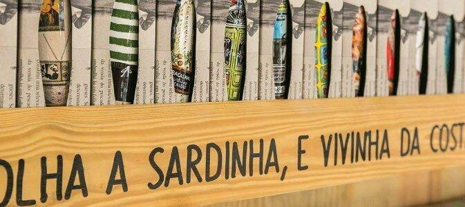 bordallo pinheiro sardinha en