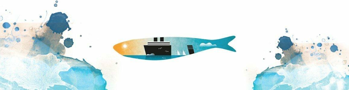 bordallo pinheiro sardinhas adeus lisboa