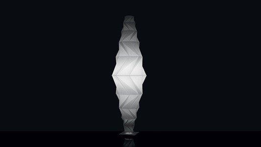 candeeiro artemide minomushi