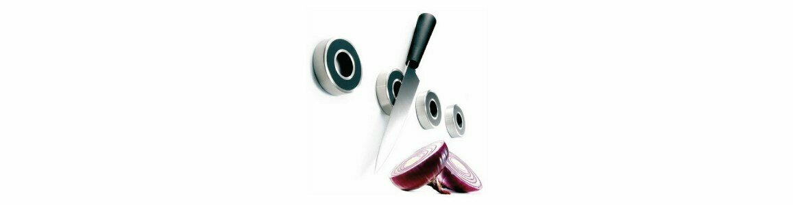eva solo conjunto 4 imans facas cozinha