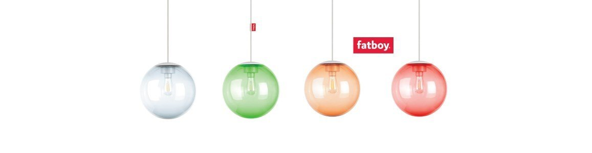 fatboy spheremaker suspension lamp en