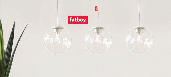 fatboy spheremaker transparente en