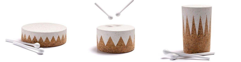 materia rufo tambor