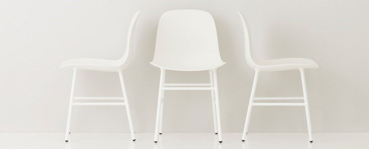 normann copenhagen form chair