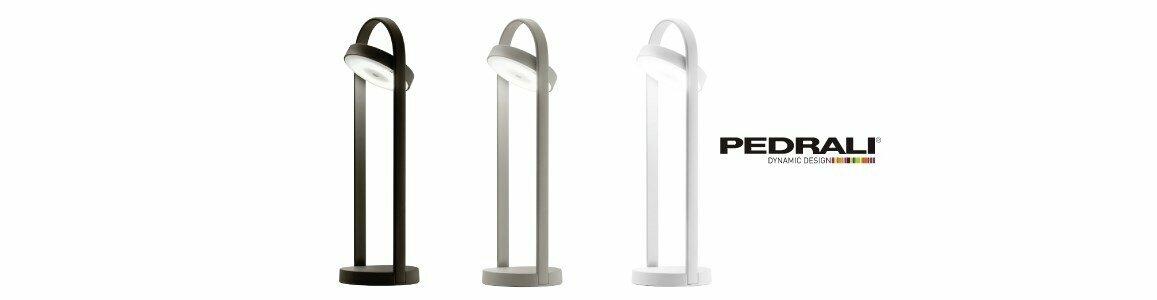 pedrali giravolta table lamp