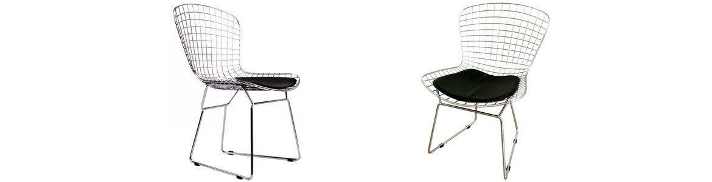 prospettive harry bertoia side chair