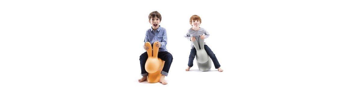 rabbit cadeira crianca en