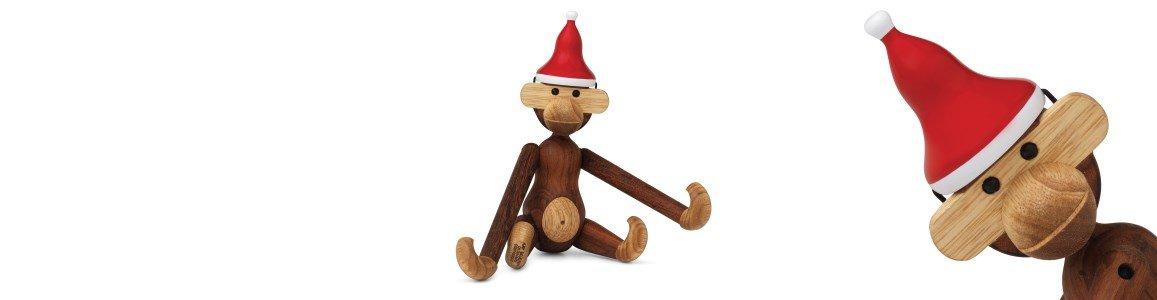 rosendahl barrete natal macaco pequeno en