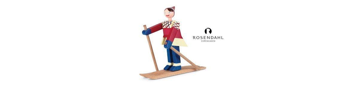 rosendal wooden figures esquiadores boje datti en
