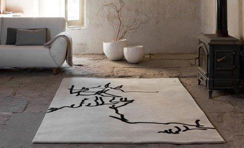 tapetes nanimarquina Dibujo tinta