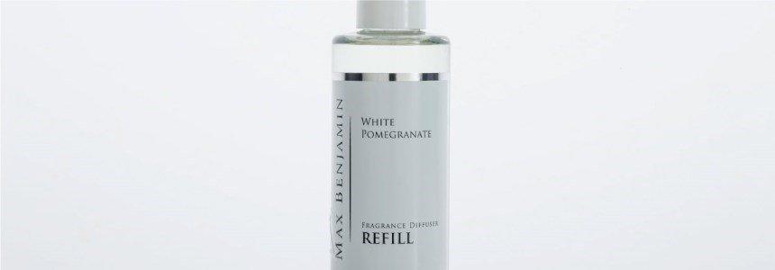 white pomegranate recarga do difusor fragrancia 150ml