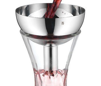 wmf vino funil decanter